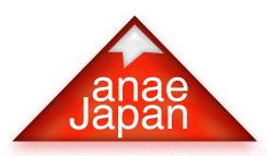 ANAE Japan logo